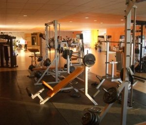 Gym and Spa