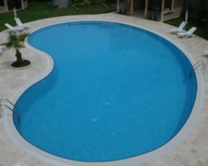Swimming Pools and Surrounding Areas